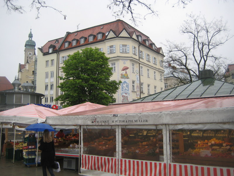 Munich' Outdoor Market
