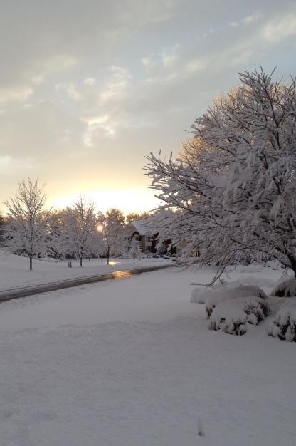 Northeast in Winter